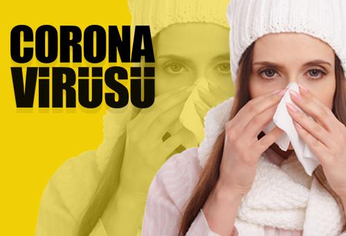 coronavirüs görsel